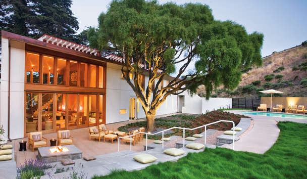 Cavallo Point Lodge: Spa Exterior