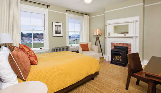 Cavallo Point Lodge: Historic Queen Room