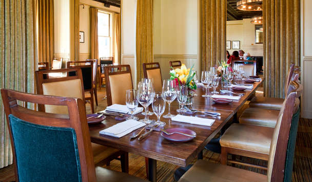 Cavallo Point Lodge: Murray Circle Restaurant