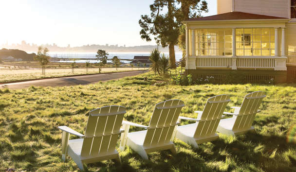 Cavallo Point Lodge: View Point