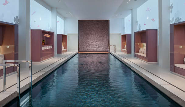Mandarin Oriental, Paris: Indoor Swimming Pool