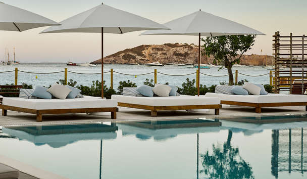 Nobu Hotel Ibiza Bay: Swimming Pool