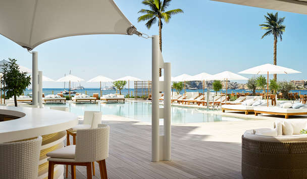 Nobu Hotel Ibiza Bay: Pool Bar