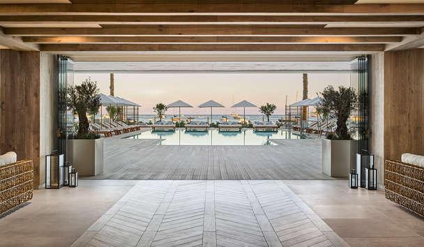 Nobu Hotel Ibiza Bay Spain Elegant Resorts