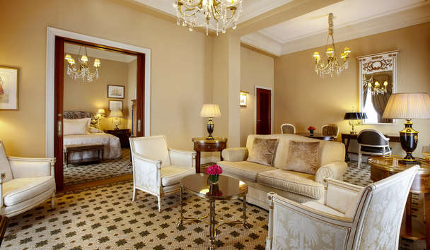 Hotel Grande Bretagne, A Luxury Collection Hotel: Grand Deluxe Suite