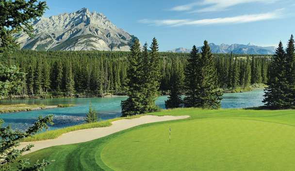 Fairmont Banff Springs: Golf Course