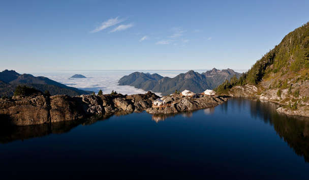 Clayoquot Wilderness Resort, Cloud Camp, Canada