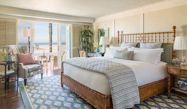 Shutters On The Beach, Santa Monica: Oceanfront King Room