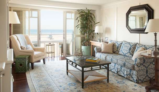 Shutters On The Beach, Santa Monica: Oceanfront Suite