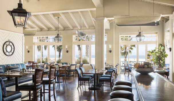 Shutters On The Beach, Santa Monica: One Pico Restaurant