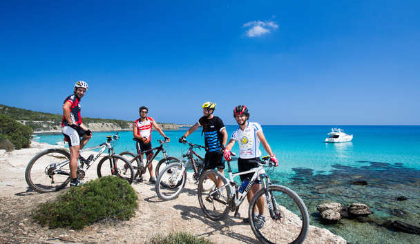 Cycling in Cyprus, Anassa