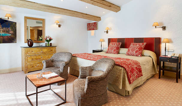 Byblos Saint-Tropez: Junior Suite