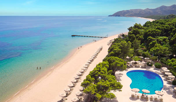 Forte Village - Bouganville: Aerial View