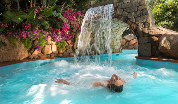 Forte Village - Cala del Forte Suites: Spa