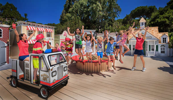 Forte Village - Cala del Forte Suites: Children's Wonderland