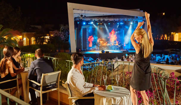 Forte Village - Hotel Castello: Entertainment