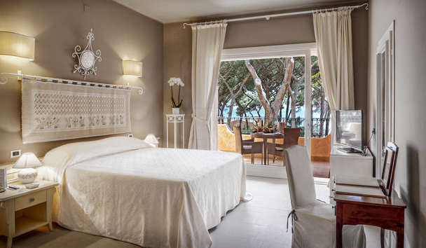 Forte Village - Hotel Castello: Executive Mare Room