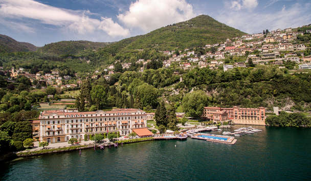Villa d'Este: Lake Como Views