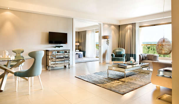 Sani Beach: Deluxe Family Suites