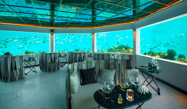 OZEN by Atmosphere at Maadhoo: M6m Restaurant