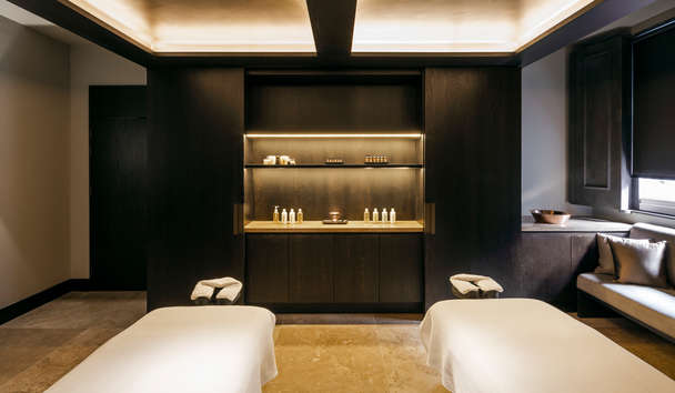 COMO The Treasury: Spa