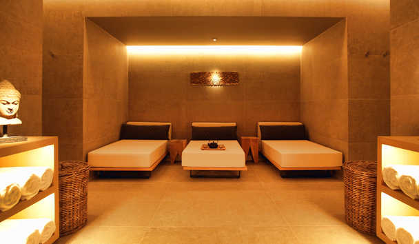 The Margi: Spa Relaxation Area
