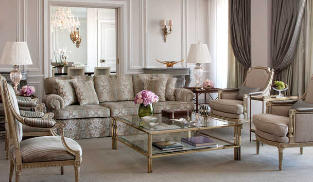 Four Seasons Hotel Ritz Lisbon: Royal Suite Lounge