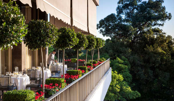 Four Seasons Hotel Ritz Lisbon: Veranda Restaurant