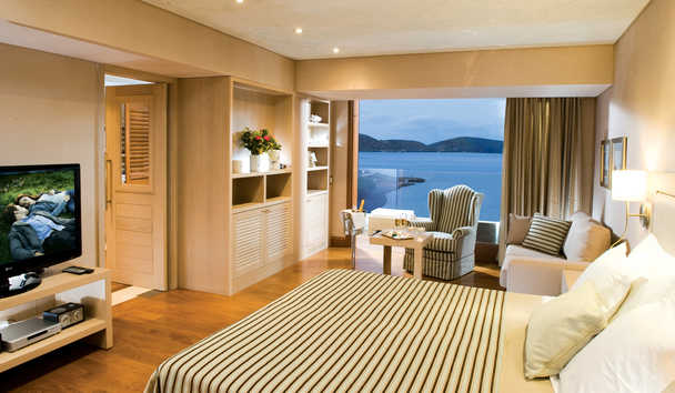 Elounda Bay Palace: Deluxe Hotel Suite