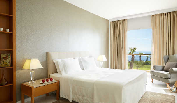 Afitis Boutique Hotel: Deluxe Double Room