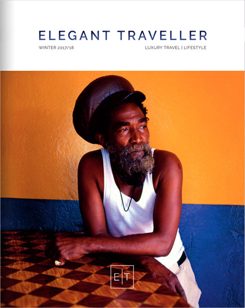 Elegant Traveller Issue Winter/2017