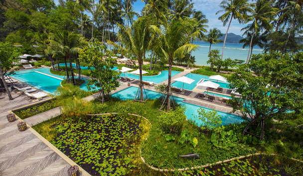 Rosewood Phuket: Pool Area
