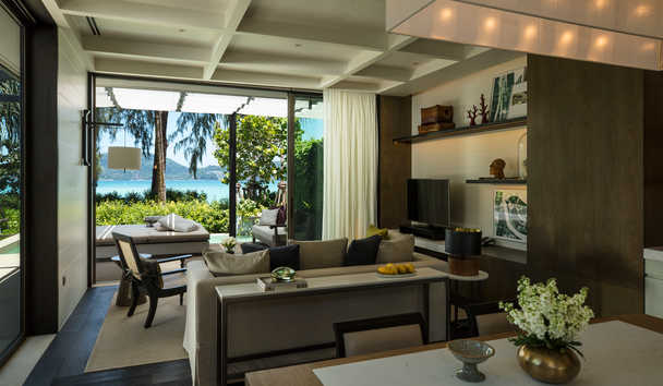 Rosewood Phuket: Two Bedroom Ocean View Pool Pavilion