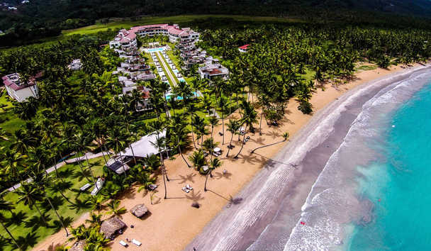 Sublime Samana: Aerial View