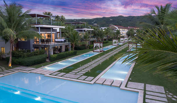 Sublime Samana: Exterior Pool View
