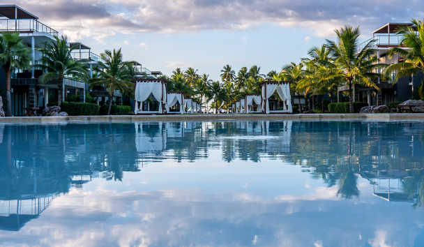 Sublime Samana: Pool View