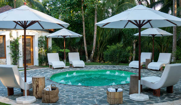 Sublime Samana: Spa Jacuzzi