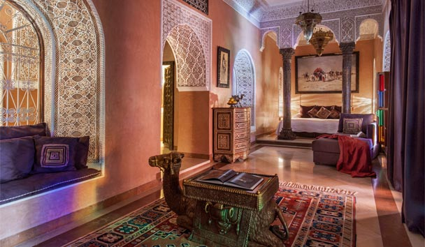 La Sultana Marrakech: Suite