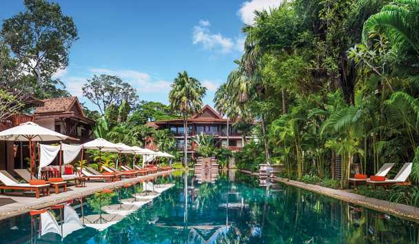 Belmond La Residence d'Angkor: Swimming Pool