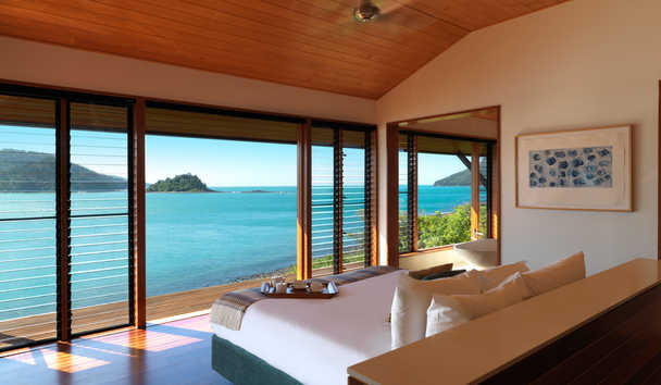 Christmas in Australia: Qualia, Great Barrier Reef