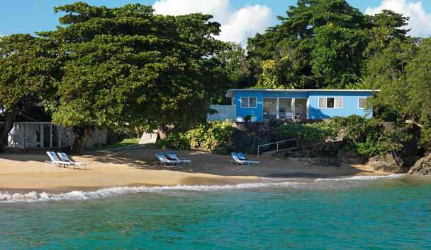 Jamaica Inn: Beach Bungalow