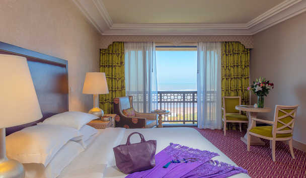 Mazagan Beach & Golf Resort: Executive Hotel Suite