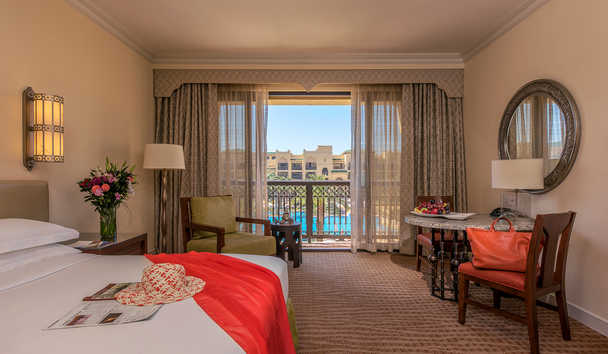 Mazagan Beach & Golf Resort: Pool View King Room