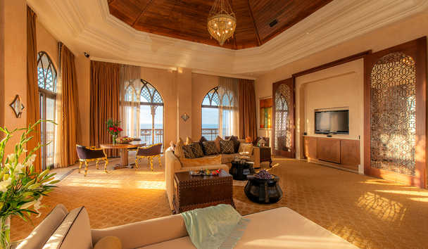Mazagan Beach & Golf Resort: Royal Suite