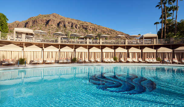 The Phoenician: Canyon Suite Pool