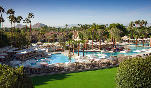 The Phoenician: Pools