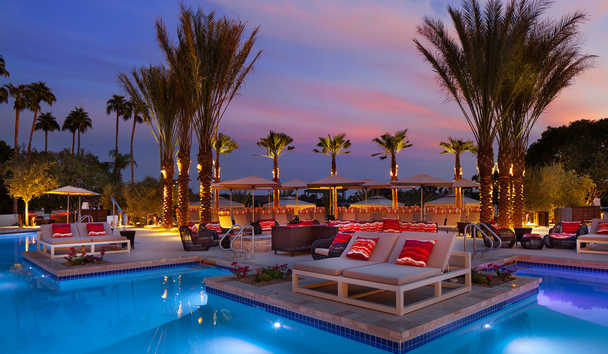 The Phoenician: VIP Pool