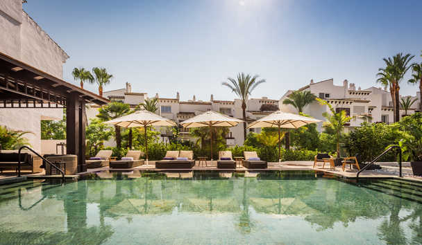 Nobu Hotel Marbella: Swimming Pool