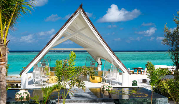 OZEN by Atmosphere at Maadhoo: Spa