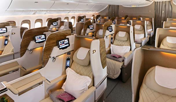 Emirates - Business Class